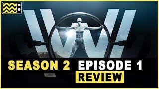 Westworld Season 2 Episode 1 Review & Reaction | AfterBuzz TV