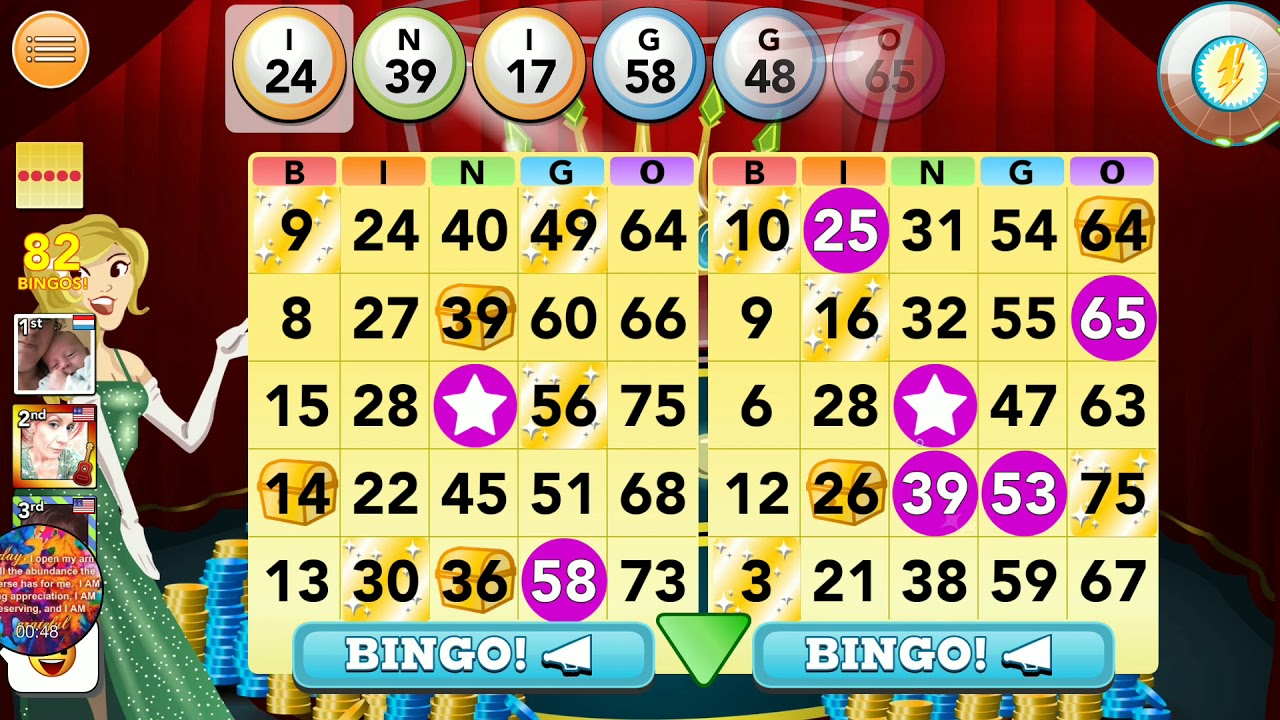 Bingo Games Like Bingo Blitz