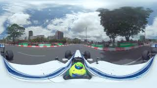 Heineken F1 Experience - 360 video with Spatial Audio