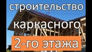 Как построить мансарду над старым домом?