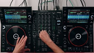 Denon DJ SC6000 Mix - Classic Dance Anthems Remixed!