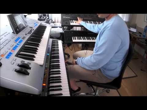 River Flows In You Keyboard Mix Tyros4 Jupiter80 JD800 Wavestion