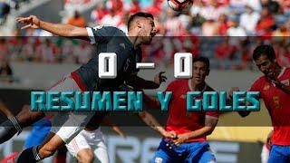 Costa Rica vs. Paraguay 0-0 - Copa America Centenario 2016 | Resumen y Goles HD 04/06/16