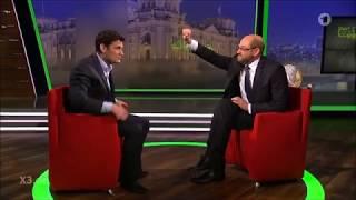 MARTIN SCHULZ (SPD) exklusiv im Interview bei Christian Ehring