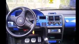 видео Купить тюнинг обвес Ford escort