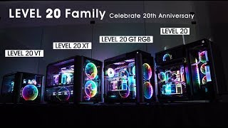 Thermaltake LEVEL 20 Family Commercial Ads