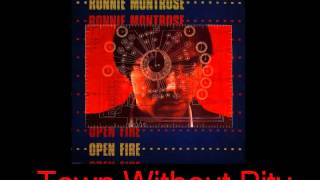 Ronnie Montrose...Town Without Pity