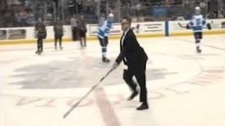 Hockey Coach Ejected For Mimicking Blind Man To Mock Referees In Wenatchee Wild Game