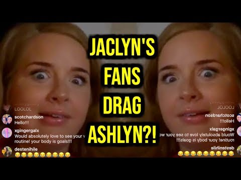 JACLYN'S FANS COME FOR ASHLYN + ASHLYN COMES FOR DRAMA CHANNELS! thumbnail