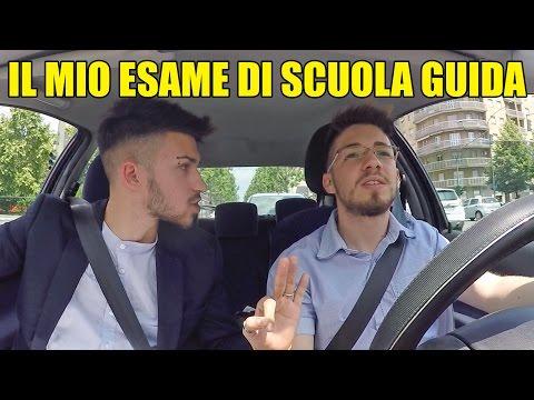 IL MIO ESAME DI SCUOLA GUIDA - Matt & Bise