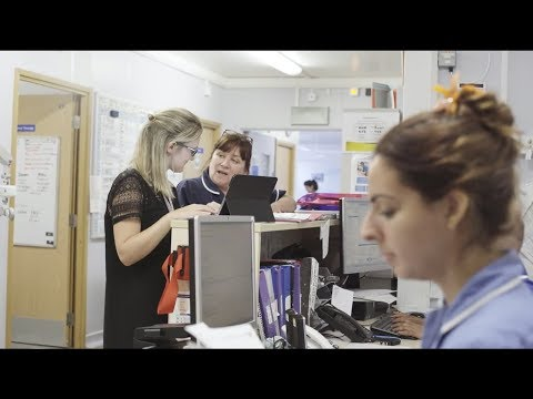 A day in the life of a hospital social worker