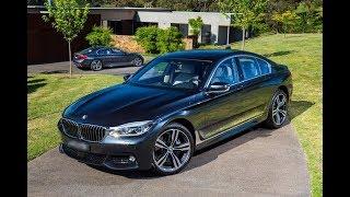 Каршеринг BMW 5 серия VII (G30/G31) 520i