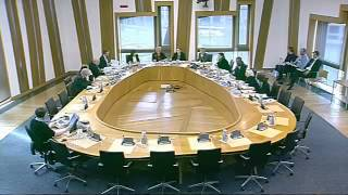 Justice Committee - Scottish Parliament: 26th March 2013