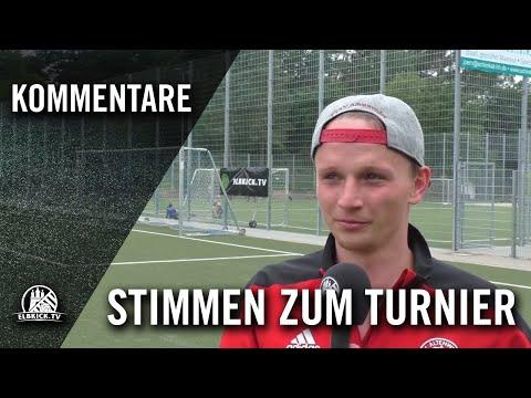 Die Stimmen zum Turnier | Tus Finkenwerder - FTSV Altenwerder (Blitzturnier)