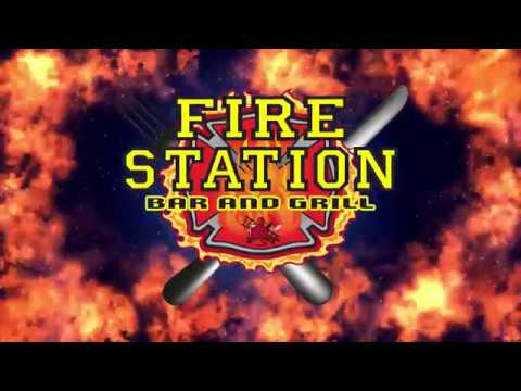 Tour Fire Station Bar And Grill - Maumee Ohio!