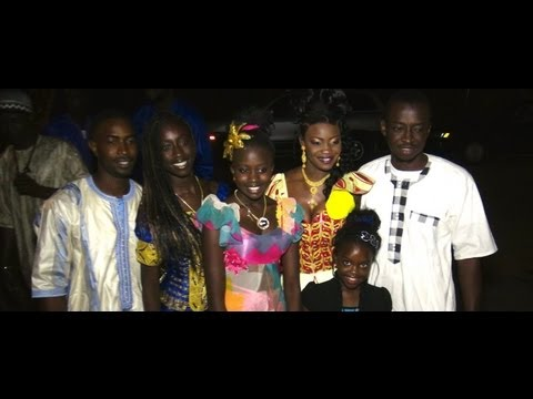 African Wedding Preview - Senegalese Culture