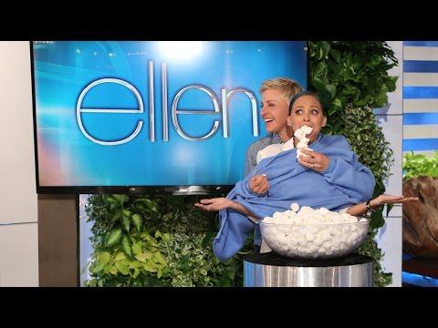 Nicole Richie Breaks an Ellen Show Record