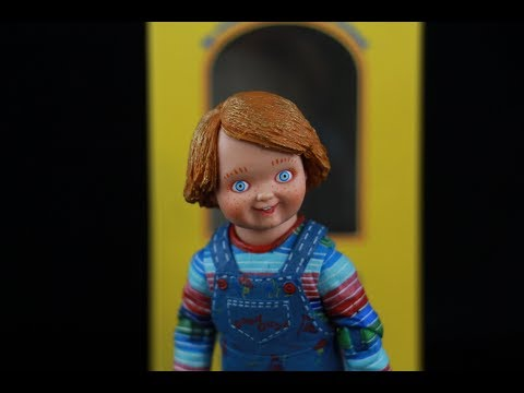 Neca Child's Play Ultimate Chucky Figure