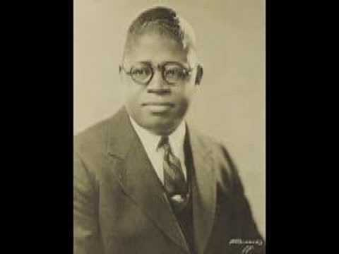 Cushion Foot Stomp -- Clarence Williams and his Washboard Fiv