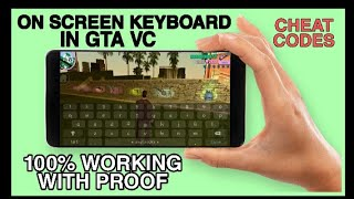 Gambar cover How to download  screen keyboard for cheats in GTA VC....