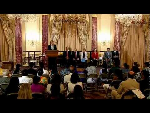 Deputy Secretary Burns Delivers Remarks in Honor of World Refugee Day