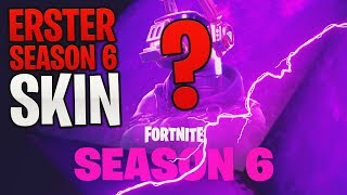 *NEW* Fortnite: First Season 6 Skin Released! 😱Teaser/Trailer | Fortnite Battle Royale | Detu