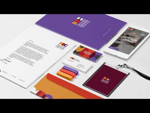 How to design a logo - for an Interior Design firm