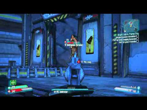 Borderlands 2 - Easiest way to kill Gluttonous Thresher