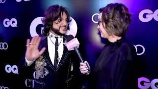 Баста на вечеринке GQ: «Джиган — самый стильный!»