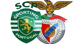 Спортинг - Бенфика / Примейра-лига / Sporting - Benfica / 22.04.17