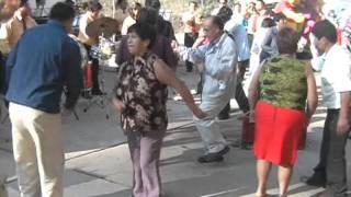 Fiesta Sayapullo 2010 - Baile con banda