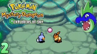 Pokemon Mystery Dungeon: Explorers of Sky: Ep. 2: The Precious Pearl