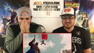 IT: CHAPTER TWO Trailer #1 Reaction!