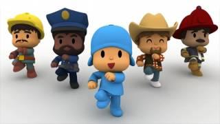 Pocoyo dance (feat. Ed Sheeran). Music video.