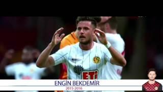Engin Bekdemir Gol Asist Şut 2015-2016