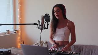 Solo - Clean Bandit ft. Demi Lovato (Davina Leone Cover)