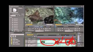 Adobe Premiere  Урок 11  Редактирование последовательности клипов на таймлайне  Хитрости