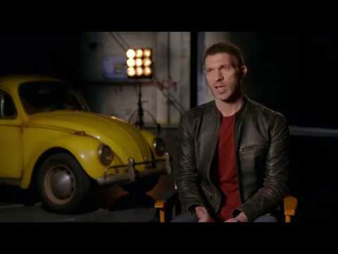 Bumblebee Director Travis Knight Featurette Paramount Pictures Australia