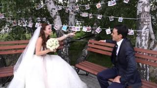 Клип 11 июля HD Южноуральск-2015 Виолетта и Семен