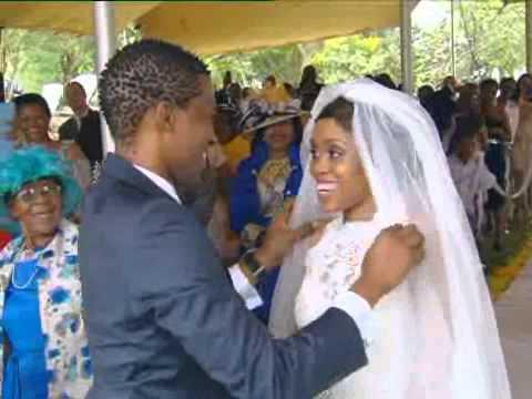 rally champion gugu zulu gets married full insert youtube