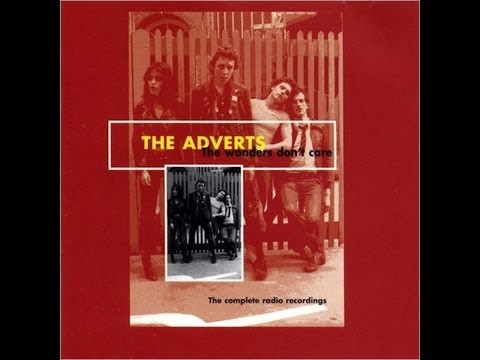 THE ADVERTS THE WONDERS DON'T CARE THE COMPLETE RADIO RECORDINGS AUDIO VINIL