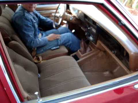 Chevorlet Caprice Classic 1979  YouTube