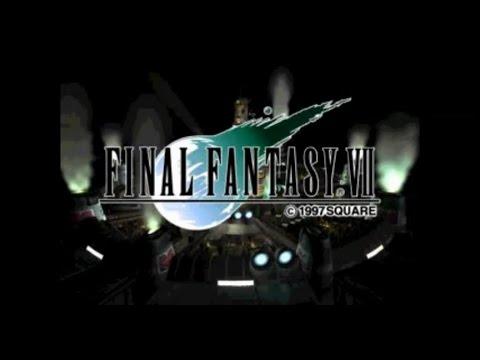 Final Fantasy 7 Debug Room Part 5