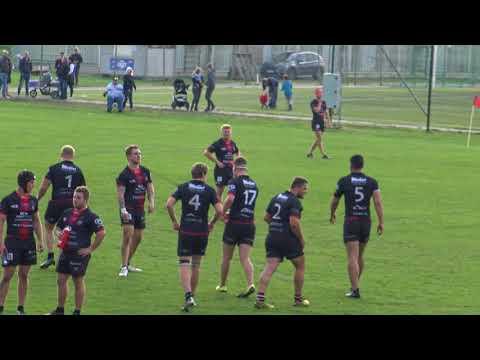 Kalmar Södra Rugby VS Copenhagen Exiles Second Half