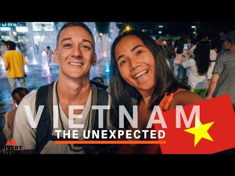 CRAZY Vietnam Rich Neighborhood Tour ( We Love It Here )🇻🇳