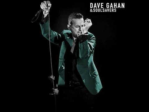 Dave Gahan & Soulsavers - La Cigale, Paris, France (02.11.2015)