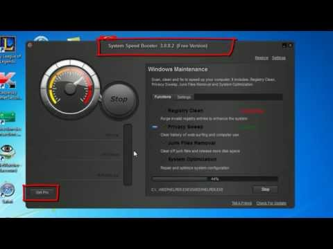 Speed Booster System Pro 3.0.x.x + Crack