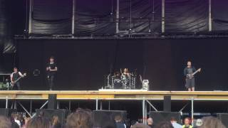 Dead By April - What Can I Say Live @ Rockfest, Finland 10/6/2017