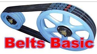 V Belts Basic