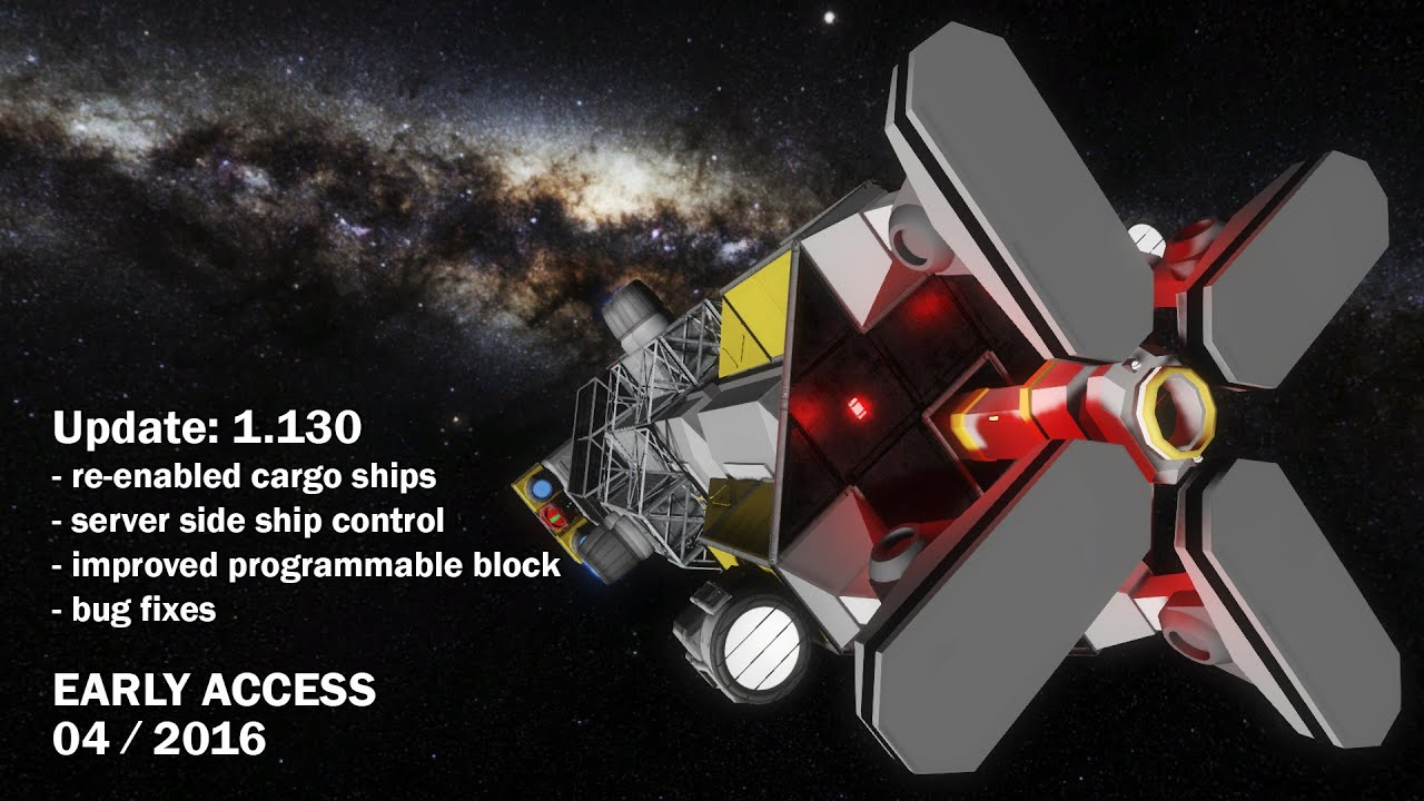 space engineers cargo ship - photo #13